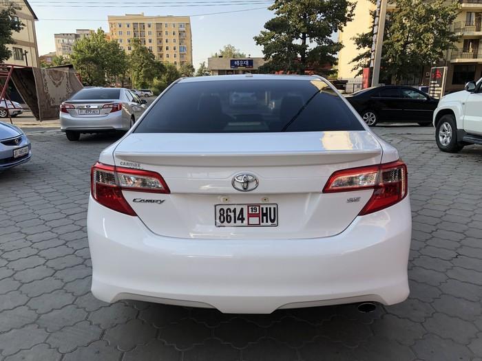 Toyota Camry 2012. Photo 4
