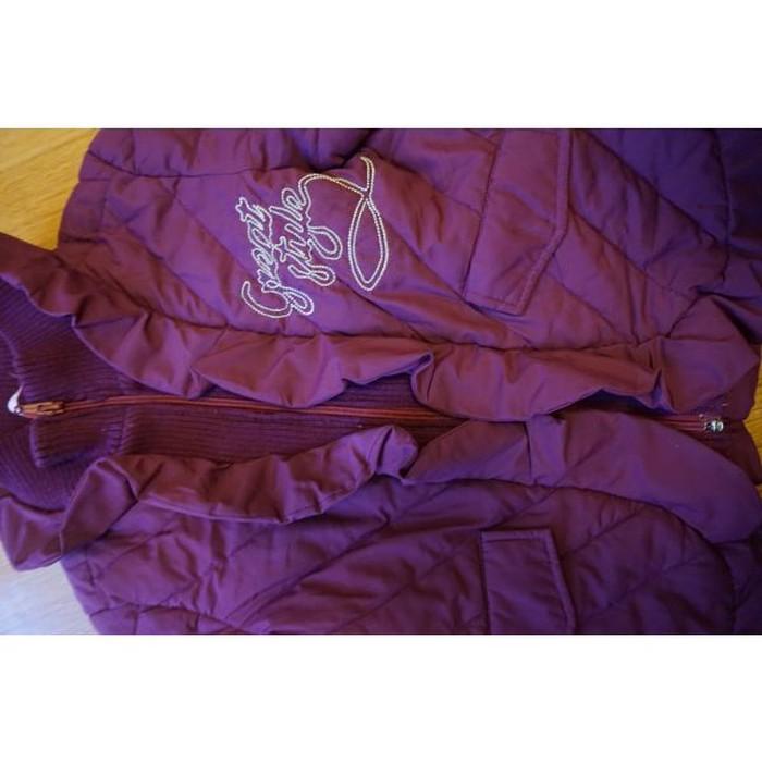 Alouette μπουφαν για 10χρ με μικρη φορμα (για 7-8χρ) . Photo 1