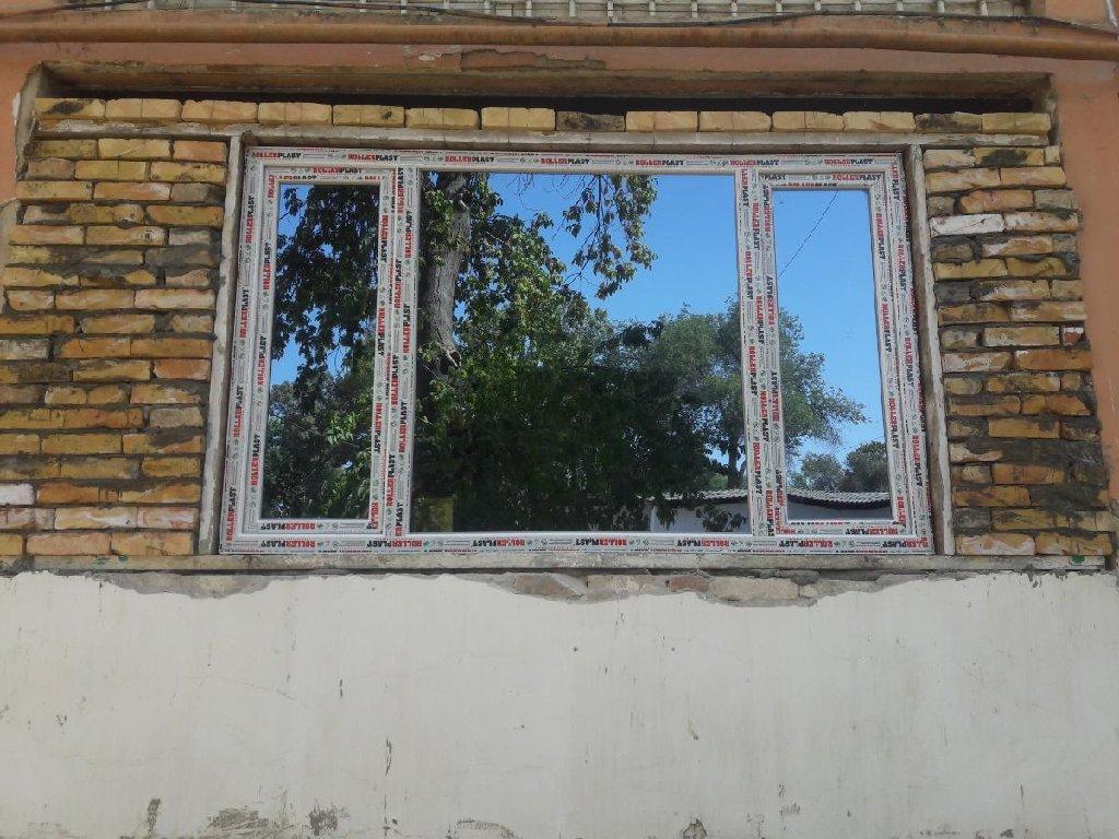 Пластиковые окна и дверей
