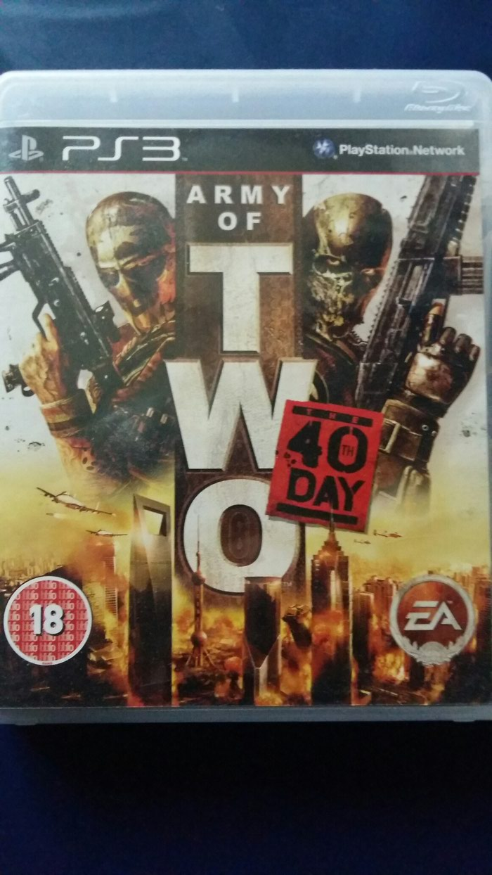 Army of two. Photo 0