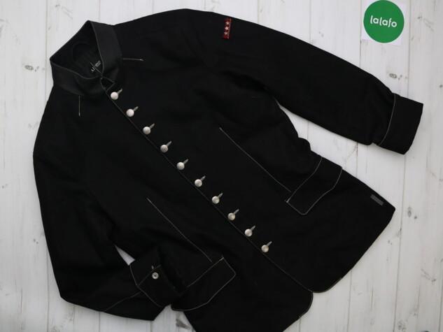 Костюмы в Киев: Женский пиджак в жокейском стиле Armani Jeans, р