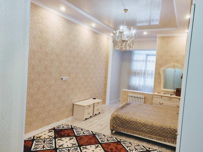 Сдается квартира: 2 комнаты, 80 кв. м., Бишкек. Photo 4