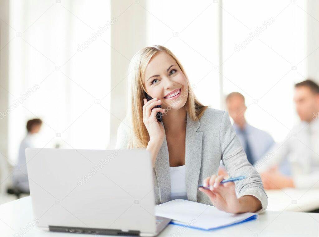 Ищем женский персонал для работы на телефон