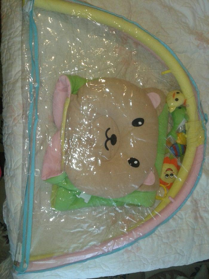 Детский коврик. б/у. в хорошем состоянии.. Photo 1