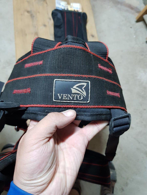 Удерживающая привязь VENTO оригинал полный комплект новый!!!5шт