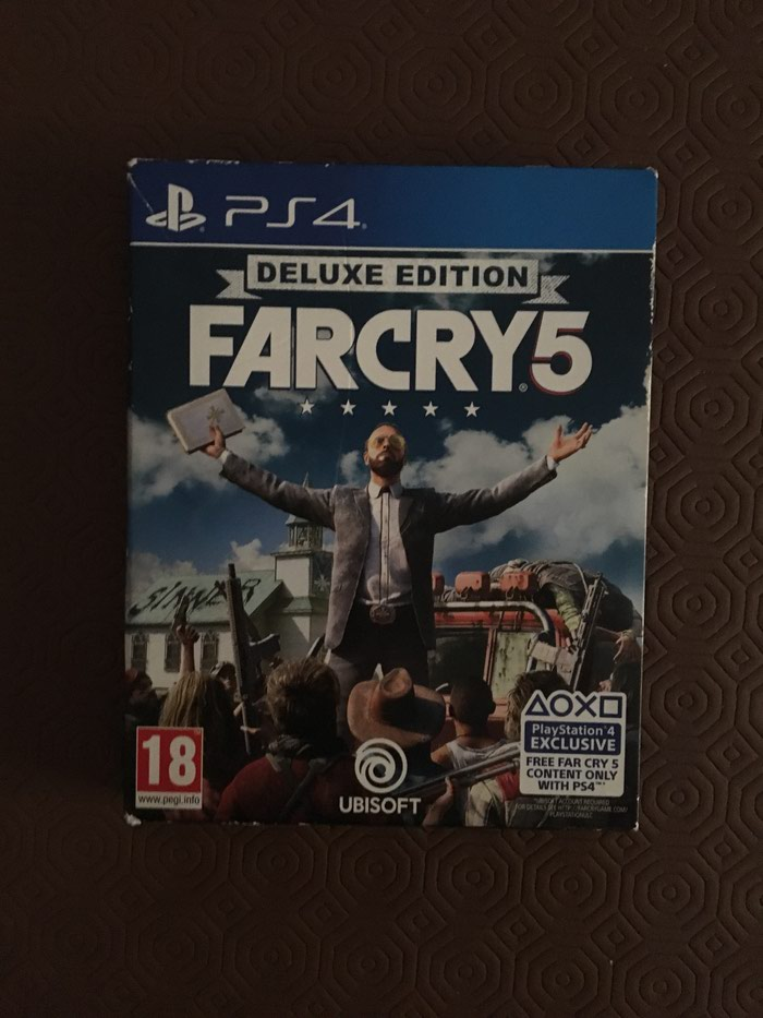Far Cry 5 για ps4 Deluxe Edition σε Αθήνα
