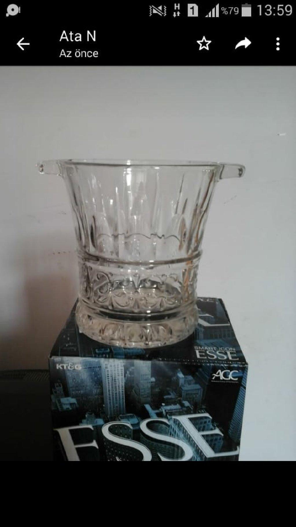 Buz qabı,Vareniya qabı,Çərəz qabı kimi istifadə olunurKoreya MalıdıCox: Buz qabı,Vareniya qabı,Çərəz qabı kimi istifadə olunurKoreya MalıdıCox