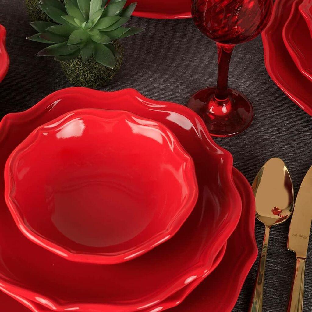 Турецкая посуда из керамики