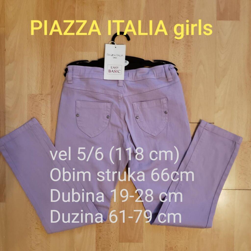 PIAZZA ITALIA farmerke vel 5/6 (118 cm)