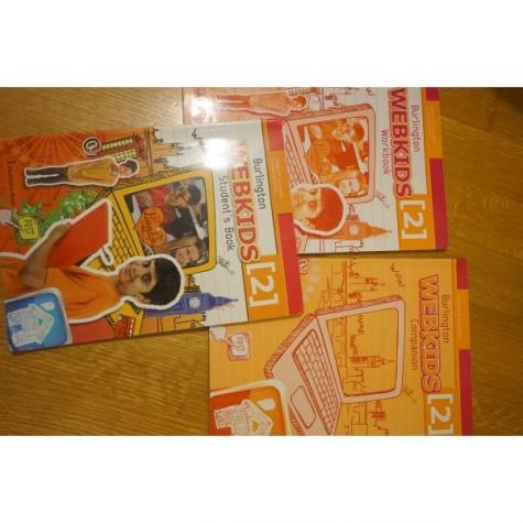 Χρησιμοποιημενα βιβλια αγγλικων web kids . Photo 1