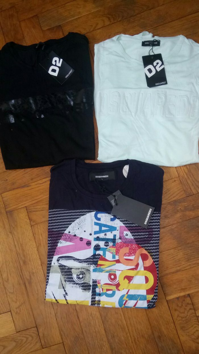 TOMMY,POLO,NIKE,DSQUARED...EXTRA MAJICE L,XL. Photo 5