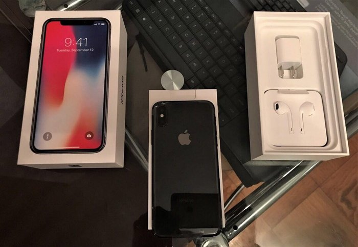 Apple iphone x 256gb. Photo 2