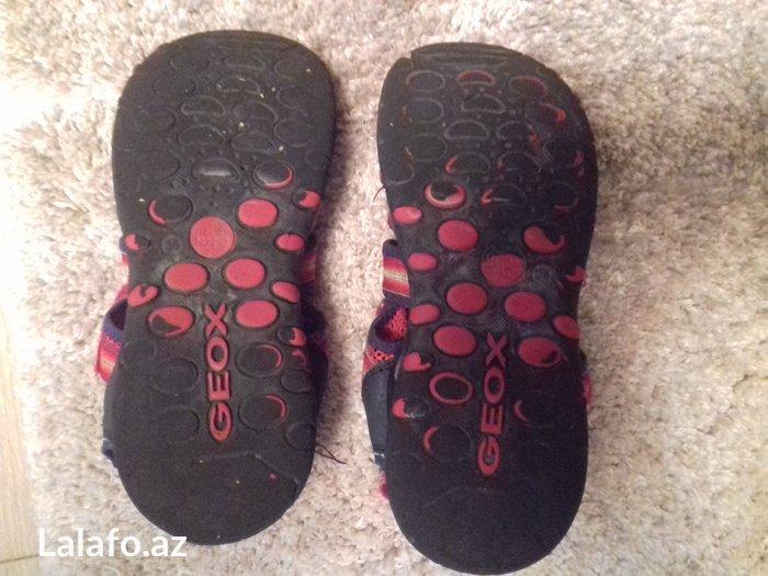 Bakı şəhərində GEOX sandal, oğlan üçün, 36 ölçülü