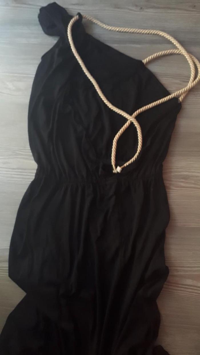 Φανταστικο φορεμα εξωπλατο με σκισιματα στο πλαι! small αφορετο!. Photo 5