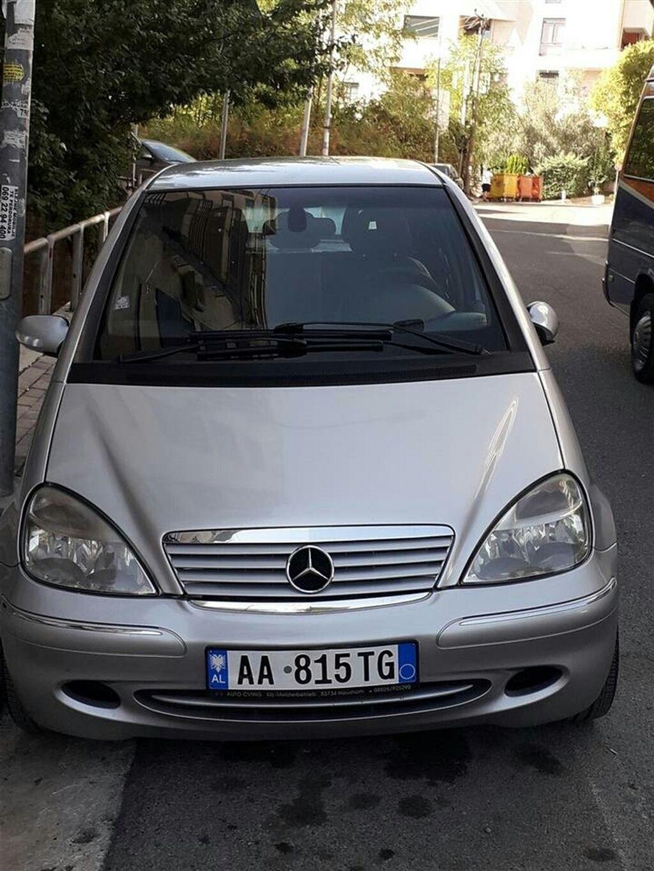 Mercedes-Benz A 170 1.7 l. 2004 | 194500 km | η αγγελία δημοσιεύτηκε 24 Σεπτέμβριος 2021 14:25:54 | MERCEDES-BENZ: Mercedes-Benz A 170 1.7 l. 2004 | 194500 km