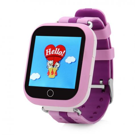 """Baby Watch E530 Pink"" smart uşaq saatı"