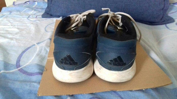 Adidas patike broj 45 1/3 malo ih treba ocistiti samo - Zrenjanin