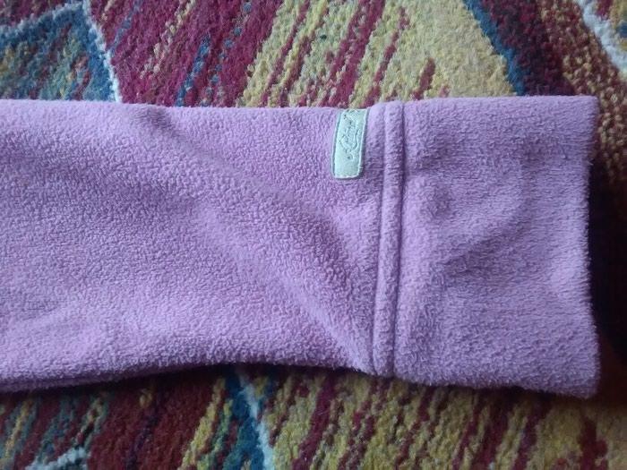 Pink jacket for winter princesses  size: Medium 100% cotton. Photo 2