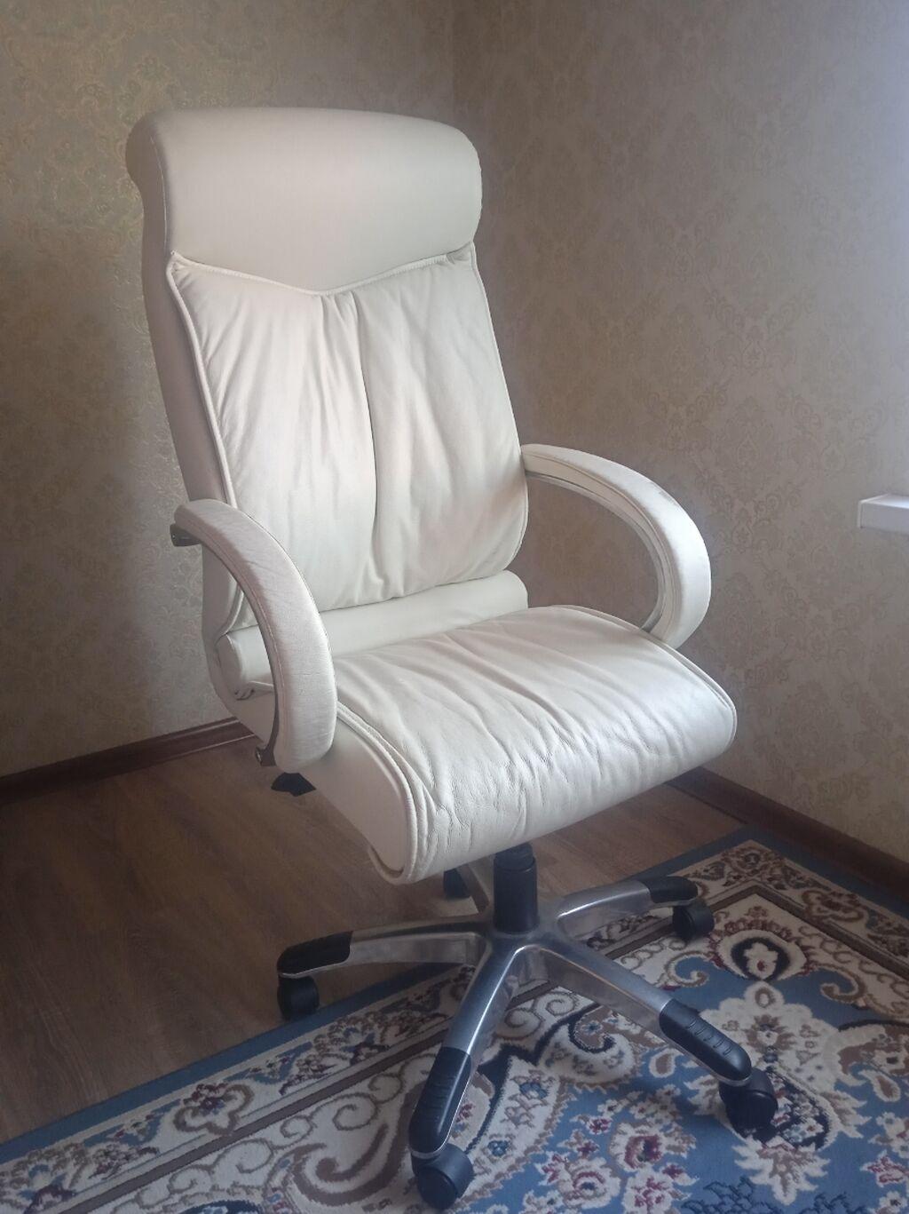 Продаю офисное кресло. Кожаное . Обмен интересует | Объявление создано 19 Сентябрь 2021 10:56:47 | КРЕСЛА: Продаю офисное кресло. Кожаное . Обмен интересует