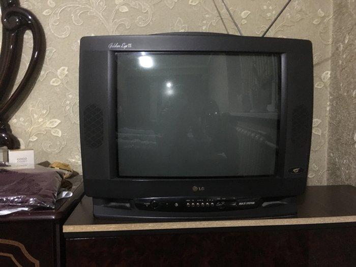 Продается телевизор в рабочем состочнии lg в Лебединовка