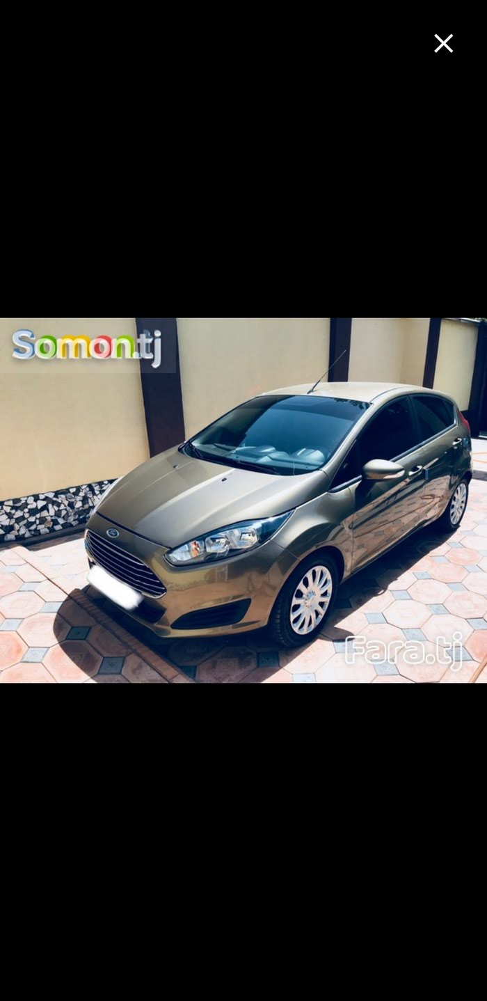 Ford Fiesta 2013. Photo 2