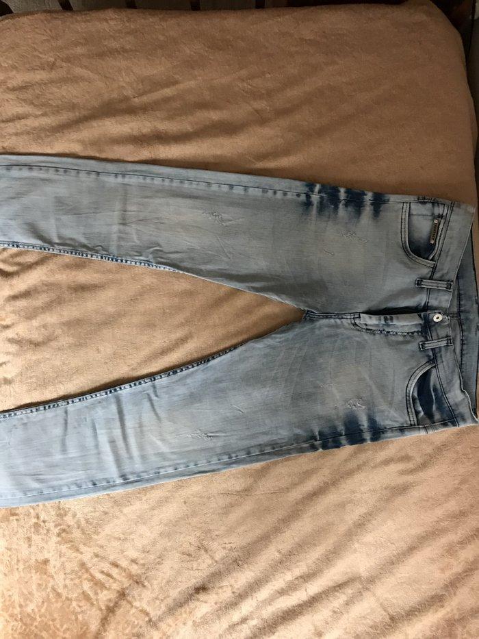 CREATORY jeans bele farmerice  Koga ibteresuje saljem dimenzije - Nis