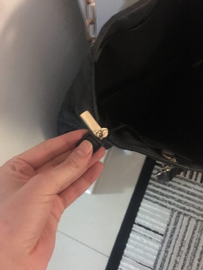 Μαυρη τσάντα αχρησιμοποιητη . Photo 3