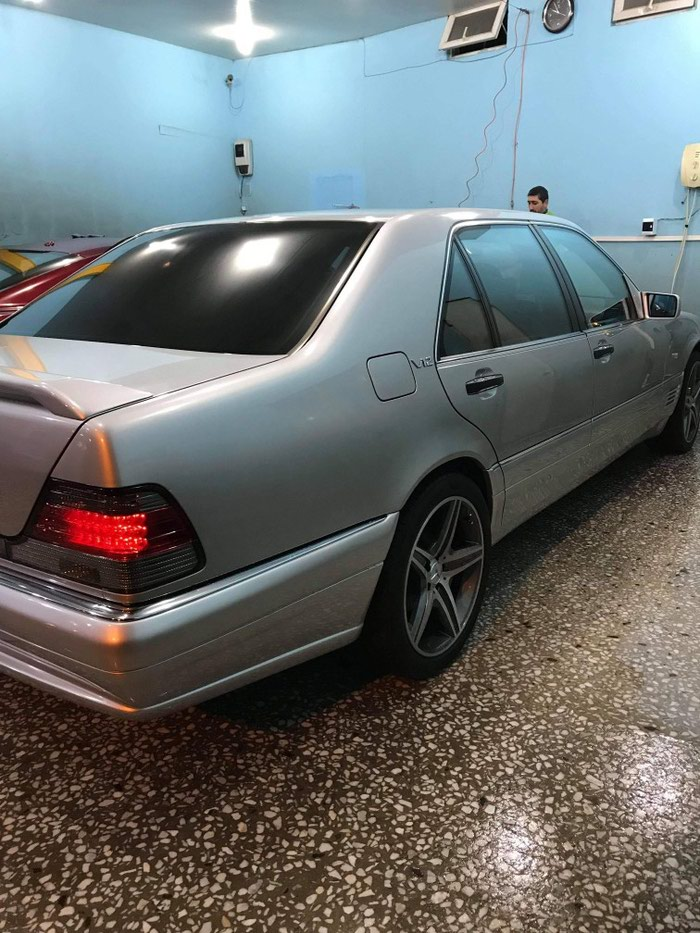 Mercedes-Benz S-Class 1997. Photo 3