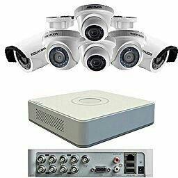 Xırdalan şəhərində Hikvision firmasinin HiWhatc kameralari 2 il zemanetle