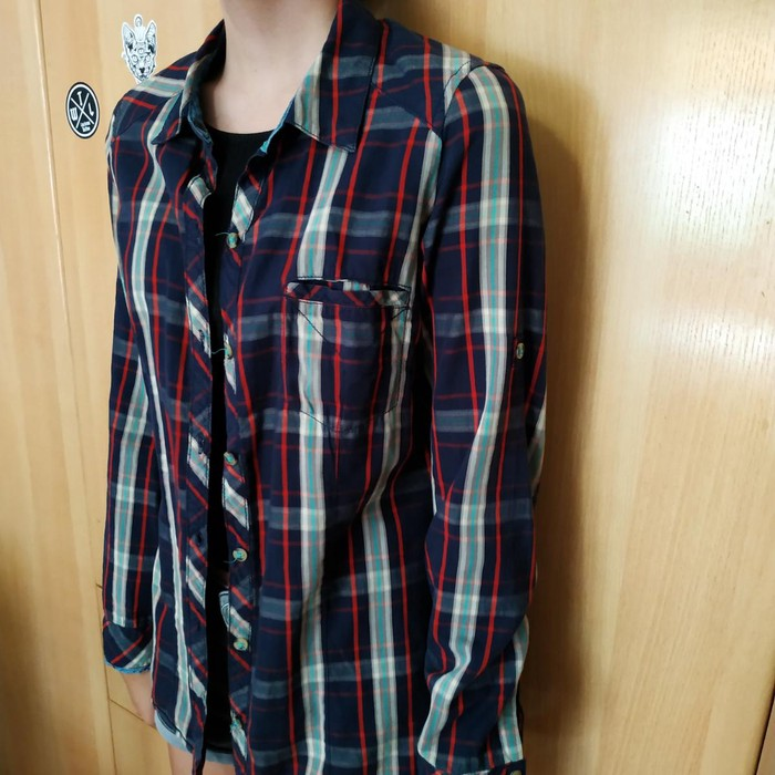 Woman's shirt zara collection size small. Photo 1