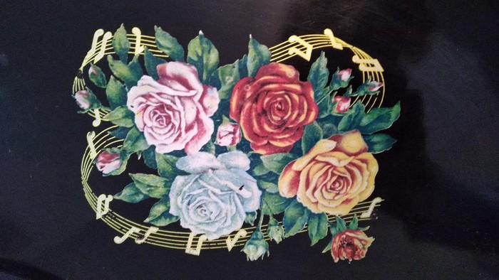 Πιάνο φόρτε μίνι αντίκα. Photo 3