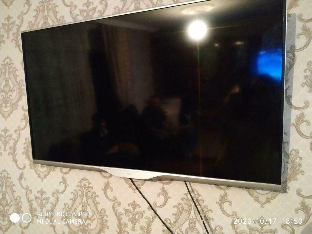 Sharp smart televizor 150ekran 4 aydi alinub