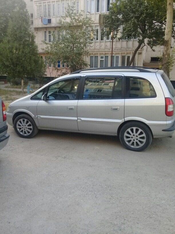 Opel Zafira 2005. Photo 0