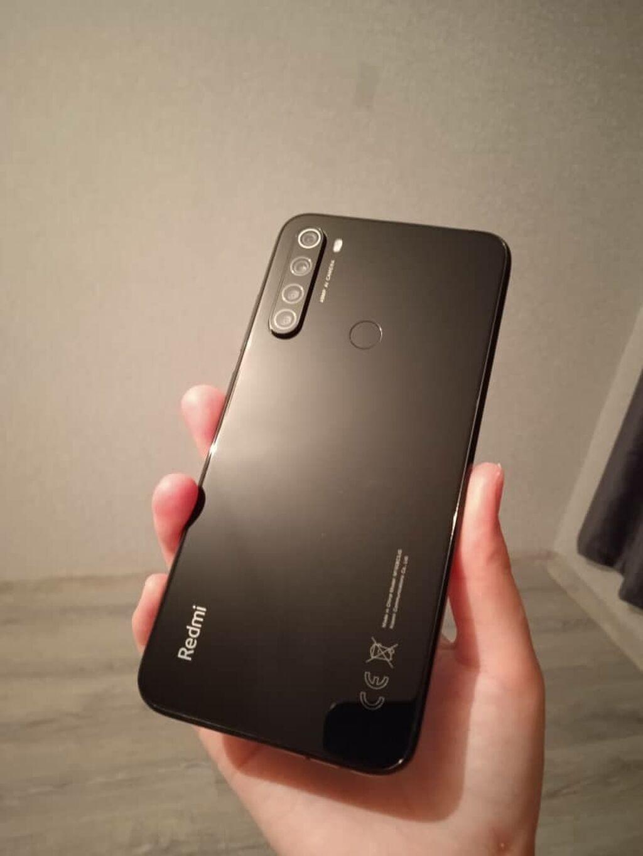 Xiaomi Redmi Note 8 | 64 ГБ | Черный: Xiaomi Redmi Note 8 | 64 ГБ | Черный