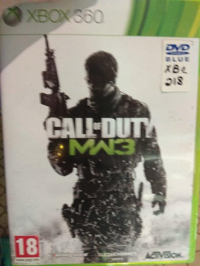 Call of Duty:Modern Warfare 3 xbox1 καινούργιο. Photo 0