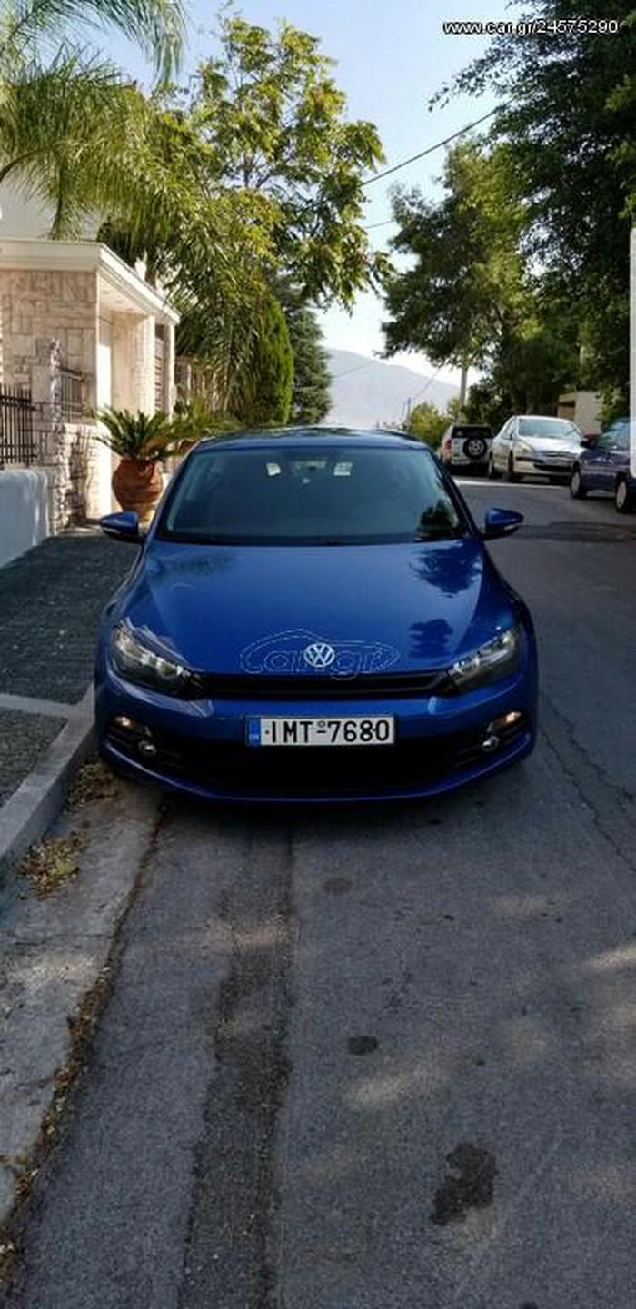 Volkswagen Scirocco 2011. Photo 1