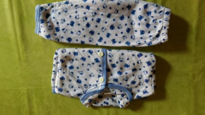 Ostala dečija odeća - Petrovac na Mlavi: Komplet za bebe vel. 3M,polova,ocuvan i topao