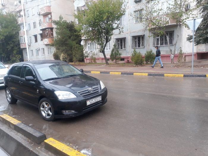 Toyota Corolla 2003 в Душанбе