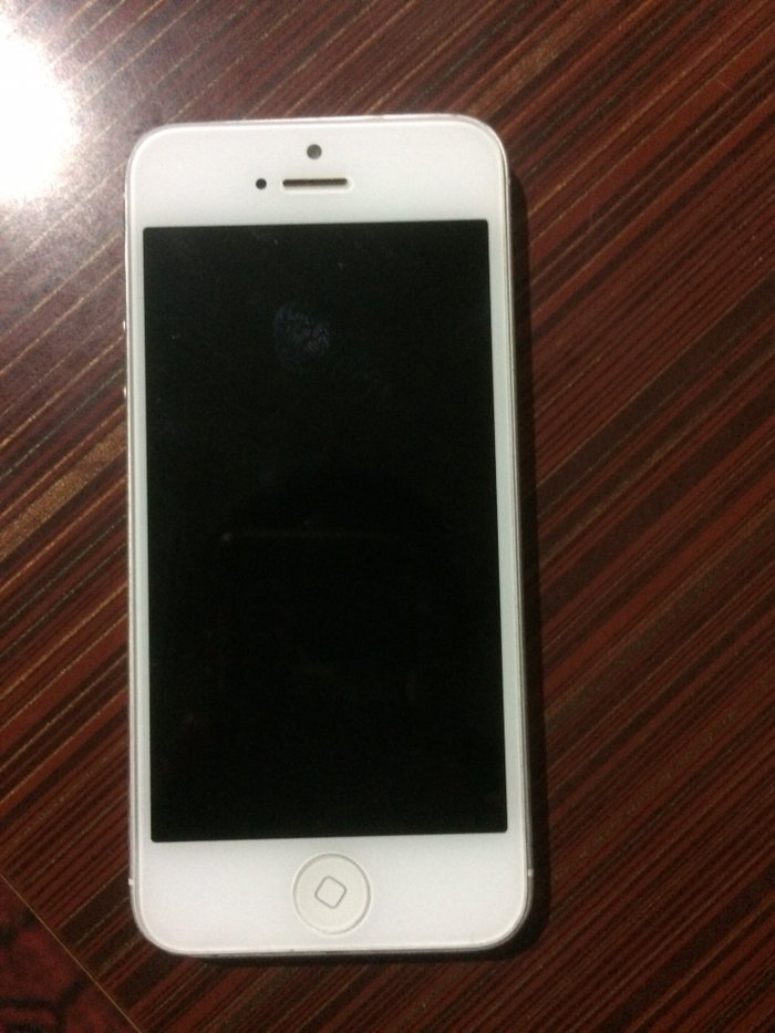 Iphone 5 yaddaw 32gb(barter edilmir) . Photo 4