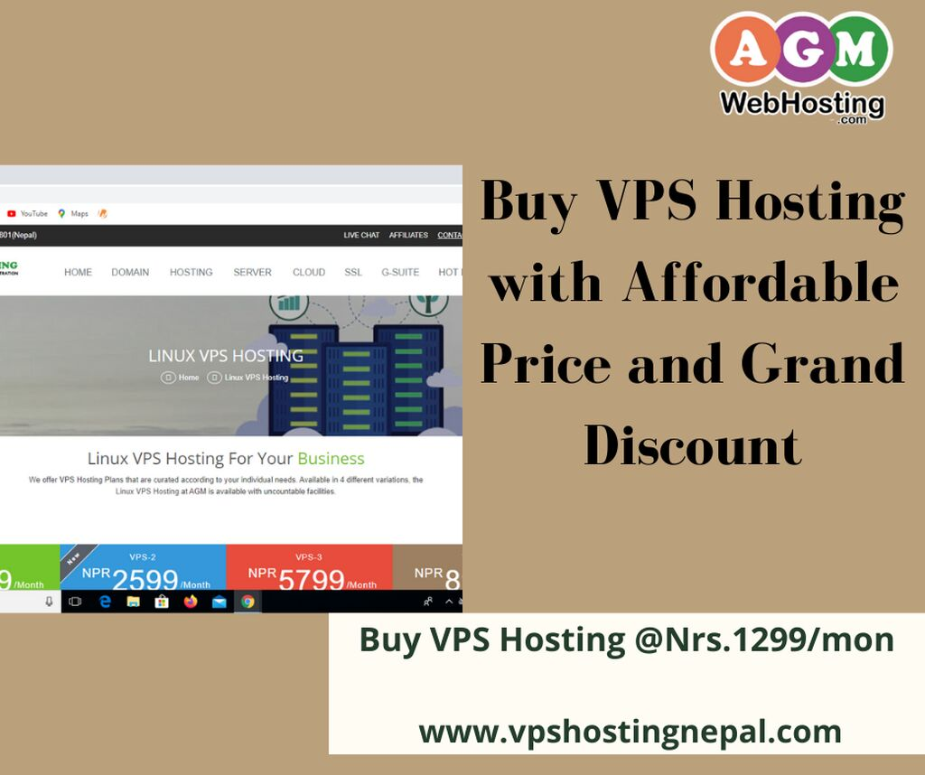 Buy VPS Hosting with Affordable Price and Grand Discount