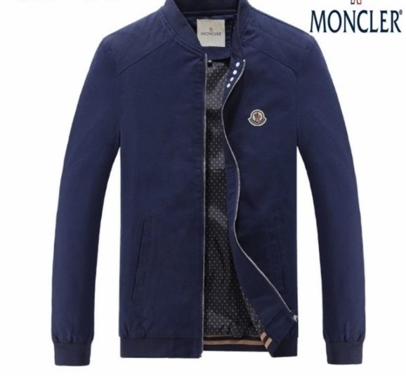 JACKET MONCLER FOR MENS (collection 2017).To προϊόν είναι. Photo 4