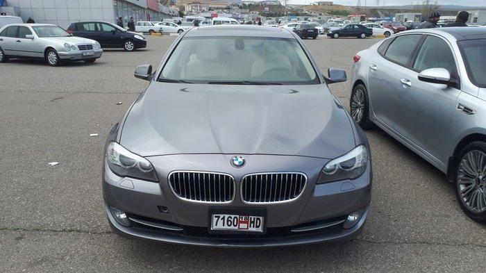 BMW 528 2012. Photo 0