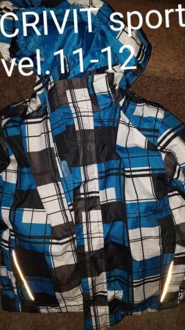 Decija nepromociva zimska jakna .original kuplhena preko nova - Sid