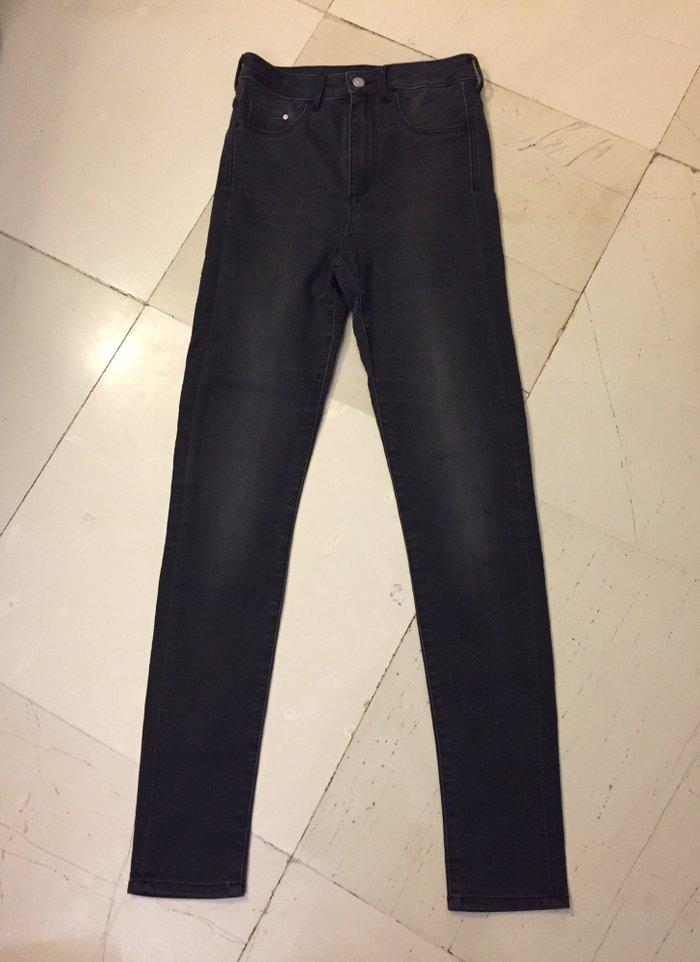H&M Super skinny black jeans. Ολοκαίνουργιο . Νο 27 small . Photo 1
