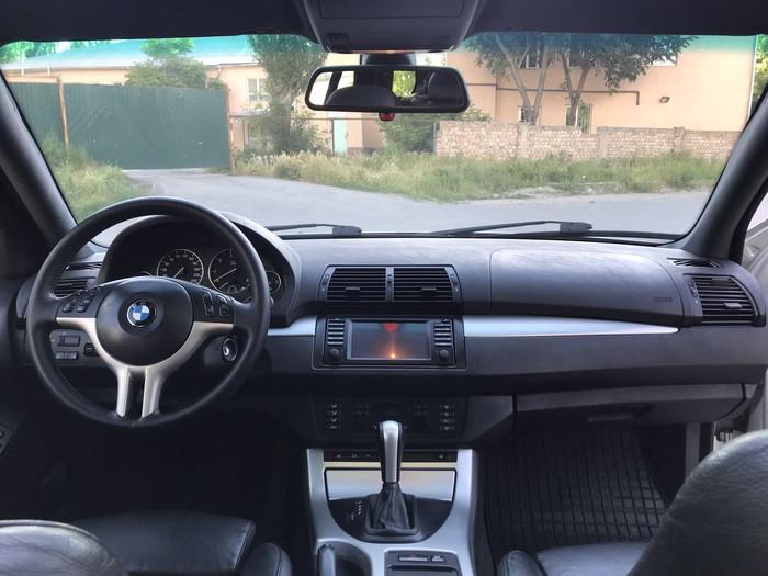 BMW X5 2003. Photo 5