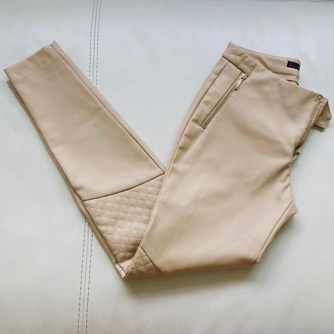 Zara kožne pantalone,s. Photo 1