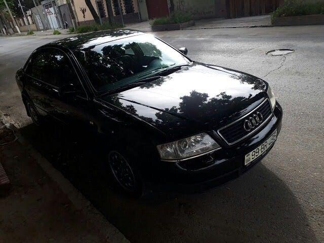 Audi A6 2001. Photo 1