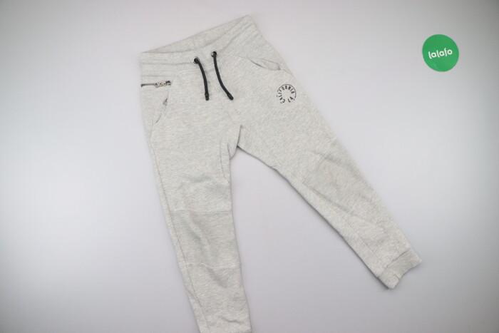 Дитячі штани джогери F&F, вік 8-9 р.    Довжина: 79 см Довжина кро: Дитячі штани джогери F&F, вік 8-9 р.    Довжина: 79 см Довжина кро