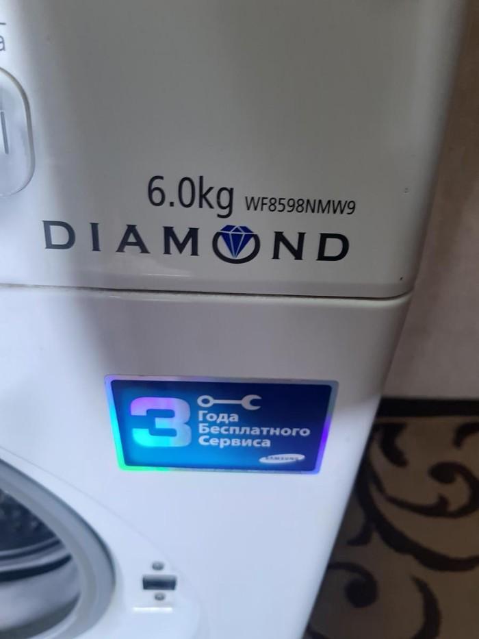 Автоматическая Стиральная Машина Samsung 6 кг.. Photo 4