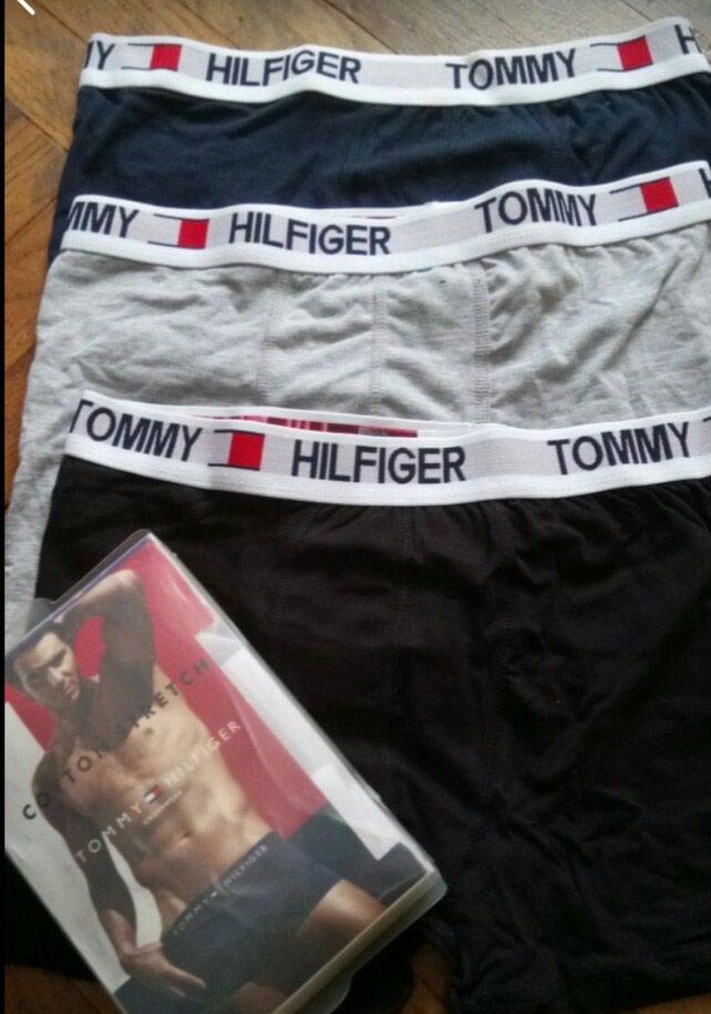 TOMMY HILFIGER BOKSERICE EXTRA KVALITET S-2XL. Photo 2